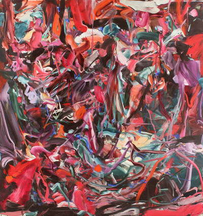 Sherie' Franssen, 'Scarlet Tempest', 2017