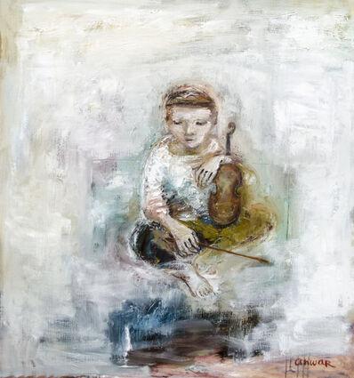 Anwar Abdoullaev, 'Littele Violin Player', 2017