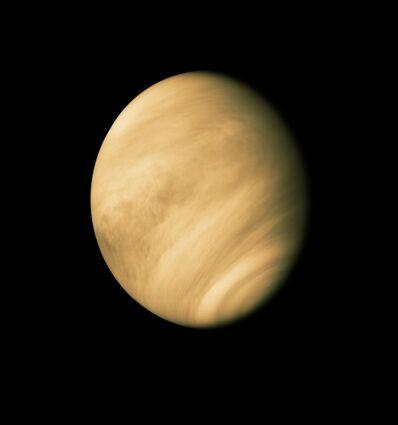 Michael Benson, 'Cloud-Covered Venus, Mariner 10, 5 February 1974', 2015