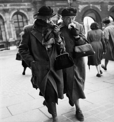 Louis Stettner, 'British Tourists', 1951