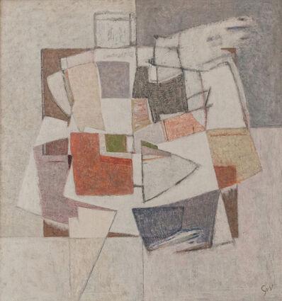 Geer van Velde, 'Composition', ca. 1958