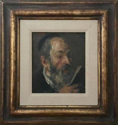 Robert Philipp, 'Rabbi, Judaica Portrait', 20th Century