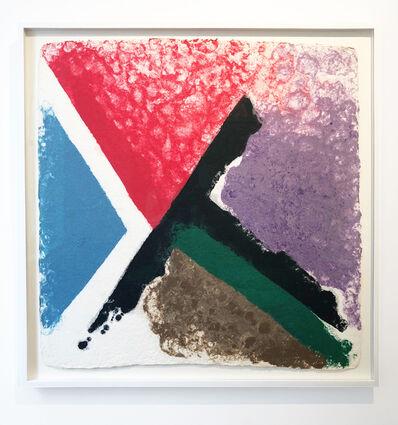 Friedel Dzubas (1915-1994), 'untitled', 1982