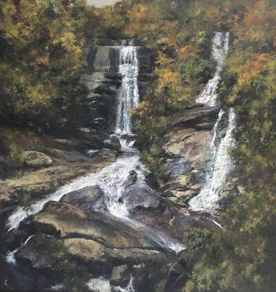 Julyan Davis, 'Twin Falls', 2018