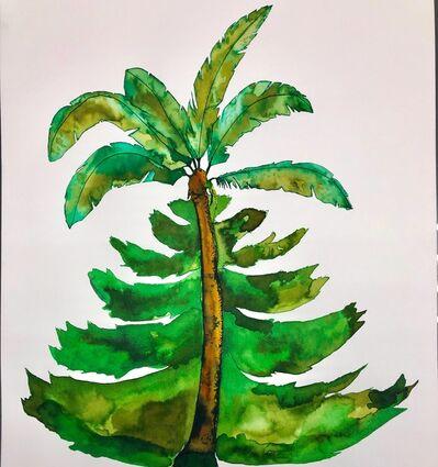 Johanna Breiding, 'Pine/Palm', 2019