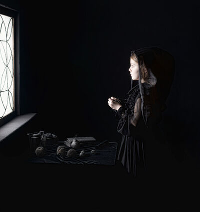 Adriana Duque, 'Black Pearl (Perlas Negras)', 2013