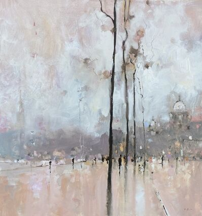 Geoffrey Johnson, 'Sunset, Rome II', 2020