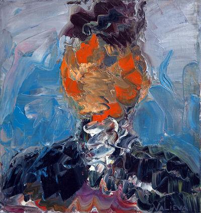 Anna Valieva, 'A portrait', 2016