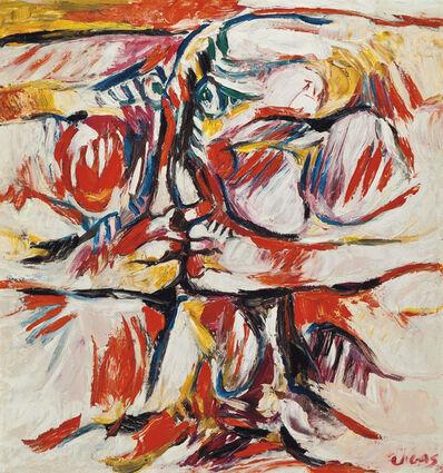 Oswaldo Vigas, 'Cabeza paisaje no. 1', 1973