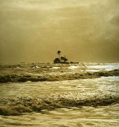 Rena Bass Forman, 'Sri Lanka #15 (Sea Temple, Southwest Coast near Galle)', 2005