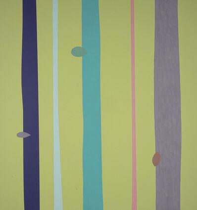 Pat Service, 'Five Trees', 2012