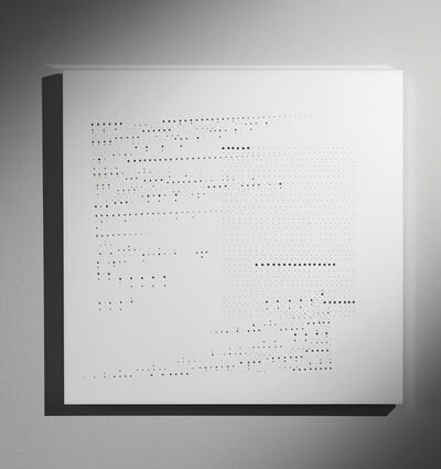 Riccardo De Marchi, 'Due testi', 2013