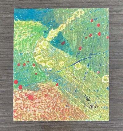 Don Ahn, 'Untilted', 1986