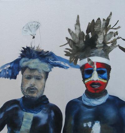 Olaf Quantius, 'Wächter 2, Les Chaperons', 2007
