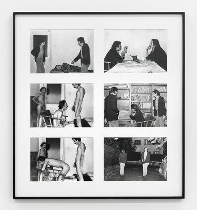 Mladen Stilinovic, 'Conversation with Freud - The Artist as his own Complex', 1982-1995
