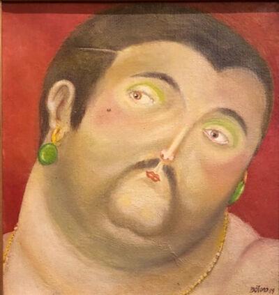 Fernando Botero, 'Untitled (Retrato)', 1989