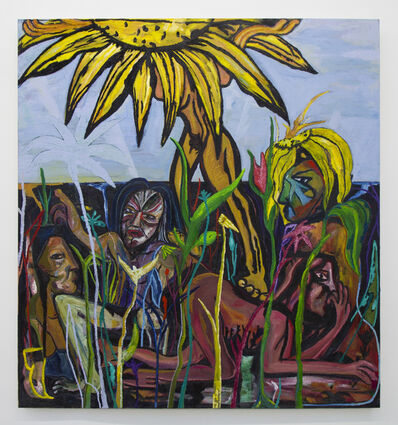 Daniel Gibson, 'She keeps the sun in our eyes', 2019