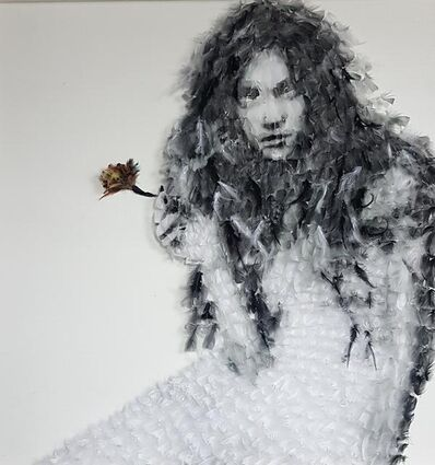 Marie-Ange Daudé, 'Fleur Sauvage', 2018