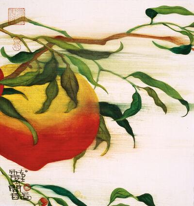 Zhu Wei 朱伟, '开春图册页之十一; Album of Vernal Equinox, No. 11', 2011