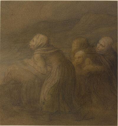 Alphonse Legros, 'Boat in Trouble'