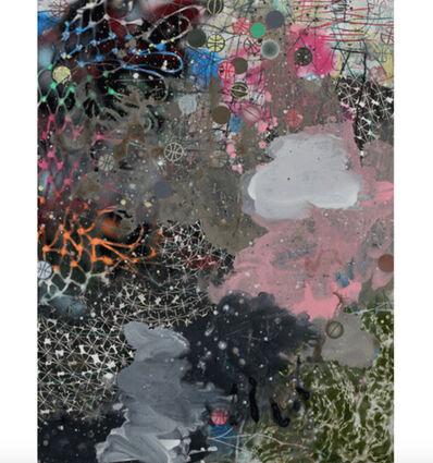David Huffman, 'Lady KungFu', 2014