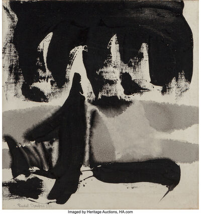 Friedel Dzubas (1915-1994), 'Untitled', 1960