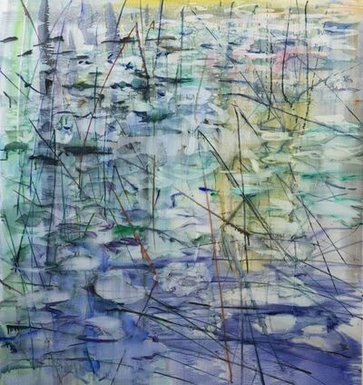 Matthias Meyer, 'Yambda Pond 2', 2020