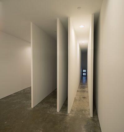 Bruce Nauman, 'Corridor Installation (Nick Wilder Installation)', 1970