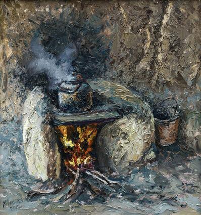 Dilorom Mamedova, 'Boiling Kettle', 2015