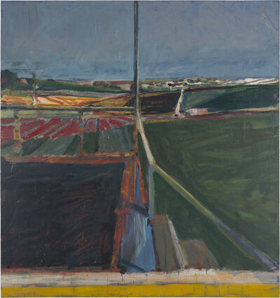 Richard Diebenkorn, 'View from the Porch', 1959