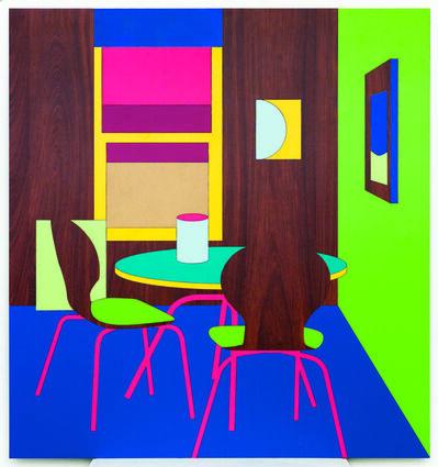 Joanna Lamb, 'Laminex Interior 201305', 2013