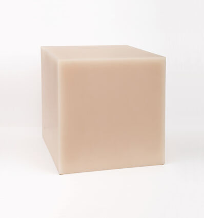 Sabine Marcelis, 'SOAP Cube - Matte Resin Candy Cube', 2018