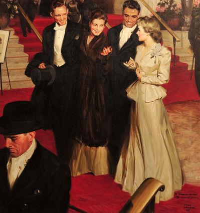 Tom Lovell, 'Formal Affair', 1942