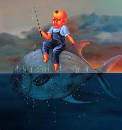 Li Jian Hua, 'Sink Or Swim', 2017