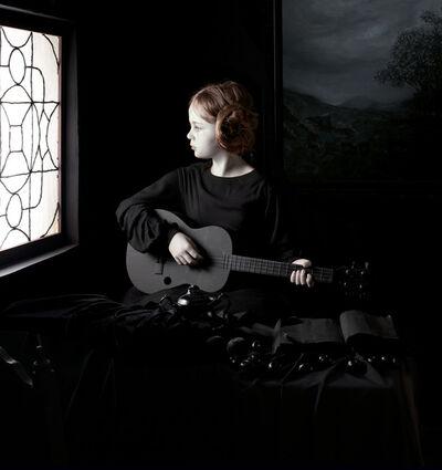 Adriana Duque, 'TheGuitarist (La Guitarrista)', 2013