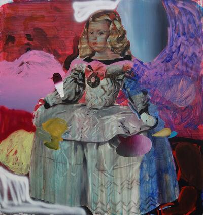 Pascal Vilcollet, 'Pink Menine', 2017