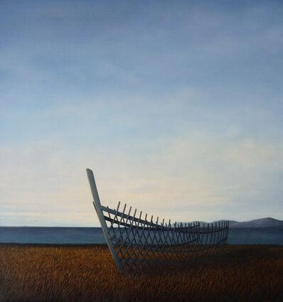 Adam Nudelman, '17 years adrift', 2017