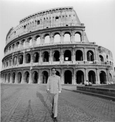 Tseng Kwong Chi, 'Rome, Italy (Coliseum, Day)', 1989