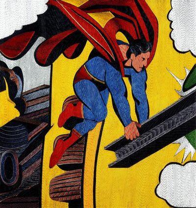 Pavlos, 'SUPERMAN 1', 2013