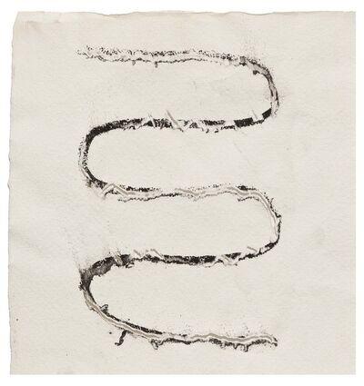 Michael Goldberg, 'Untitled (2/70-DWG)', 1970