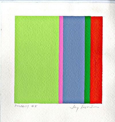 Jay Rosenblum, 'POLARITY #5', 1981