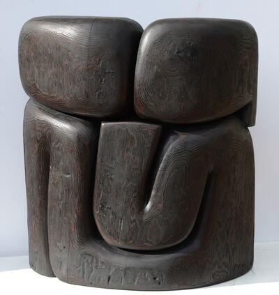 Wang Keping 王克平, 'Couple ', 1995