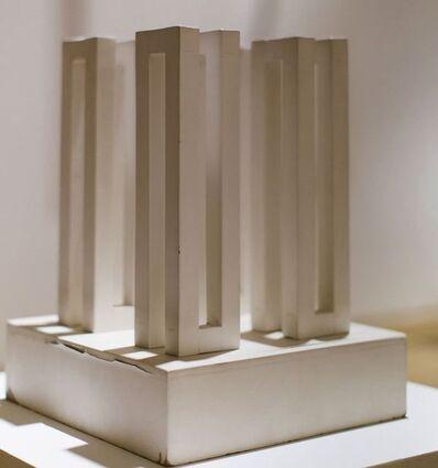 Eduardo Ramírez -Villamizar, 'Modulos', 1971
