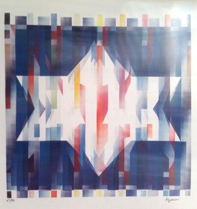 Yaacov Agam, 'Geometric 5 Agam', 1975