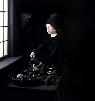 Adriana Duque, 'Milk Girl (La Lechera)', 2013