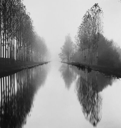 Michael Kenna, 'French Canal, TYBW, Loire et Cher, France', 1993