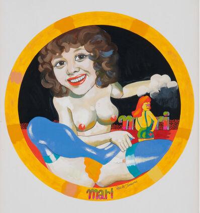 Keiichi Tanaami, 'Mari', 1973