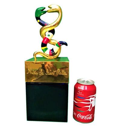 Niki de Saint Phalle, ''SERPENT', 1980's, Store Display Factice Perfume Bottle, RARE, 14 INCHES TALL', ca. 1980