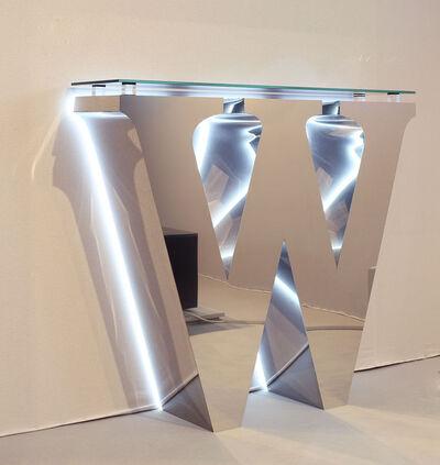 Reinier Bosch, 'W-console', 2014