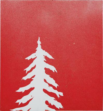 Jules de Balincourt, 'Tree in Nature', 2003